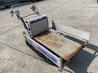 ヤンマー YANMAR 運搬車 MCG900 クローラー 最大作業能力250kg を買取ました!