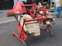 ニプロ 畦塗機 UZ300-1S 区分A ウィングディスク トラクター 25~50馬力 あぜぬり畔 作業機 松山を買取ました!
