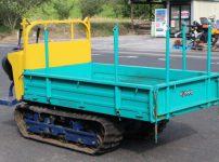 筑水キャニコム BFK809 最大積載量800kg リコイル クローラー運搬車 ダンプなしを買取ました!