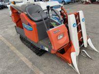 クボタ kubota コンバイン joycom SR-J3 2条刈り 10.5馬力 583時間を買取ました!