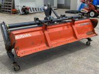 クボタ RD240Z 純正ロータリー 耕うん幅2400mm トラクター パーツ 作業機を買取ました!