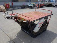 カワシマ 運搬車 野菜運搬車 ECZ1750 最大積載量 500kg を買取ました!