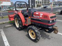 ミツビシ MITSUBISHI トラクター MT245 MT246 783時間 を買取ました!