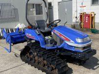 イセキ TPC183 CSXZP1 トラクター フルクローラー ピッコロ 235時間 自動水平 PTO逆転 バックアップ を買取ました!