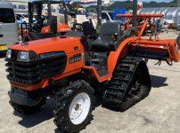 クボタ トラクター GB180(F) 362時間 パワクロ 4WD 自動水平 逆転PTO を買取ました!