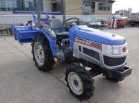 イセキ ISEKI トラクター SIAL HUNTER TH22 383時間 22馬力を買取ました!