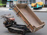 油圧ダンプ ヤンマーMCG130 運搬車 積載500kg クローラーを買取ました!