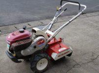 耕運機 三菱 MMR6 6馬力 正転逆転 うねもり 管理機を買取ました!