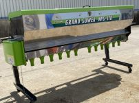 リモコン付 タイショー 肥料散布機 グランドソワー NPS-170 トラクラー用 散布 肥料 石灰 を買取ました!