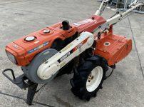 クボタ K850 ディーゼル 耕運機 K8 E850-Kを買取ました!