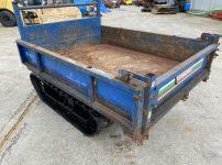 四国製作所 手動 運搬車 X400 クローラー 最大積載量400kg を買取ました!