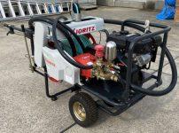 共立 やまびこ 自走キャリー エンジンセット動噴 VSC361A 自走式キャリー動噴