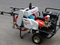 共立 やまびこ 自走式キャリー動噴 VSC361A 自動整列巻取り 防除を買取ました!
