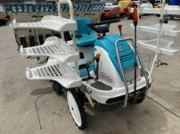 クボタ kubota 田植機 SPJ50A 施肥付き 5条 を買取ました!
