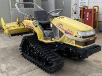 イセキ TPC15-YCXZ フルクローラ 68時間 ユニバーサルジョイント無し 自動水平 深耕調節 逆転PTO を買取ました!