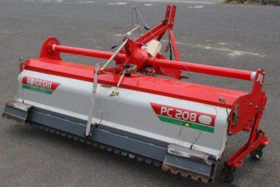 コバシ パディハロー PC208 作業幅約2000㎜ 代かき 代掻き トラクター パーツ 小橋工業を買取ました!