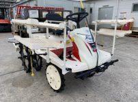ヤンマー RJ4 田植機 4条 側条施肥機 FRJ4 UFO ダブル車輪 を買取ました!