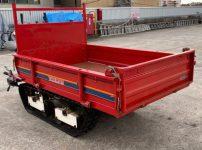 ヤンマー GC5 乗用 運搬車 手動ダンプ 最大積載量500kg キャタピラ クローラー を買取ました!