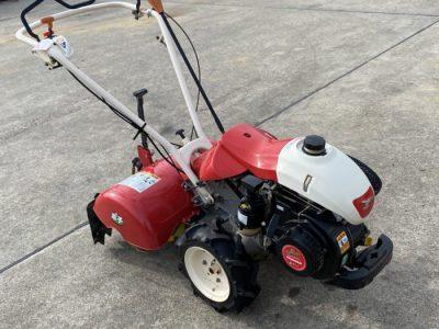 ヤンマー MRT650RZ ポチ 管理機 耕運機 1軸正逆転ロータリー 6.3馬力 iスタート を買取ました!