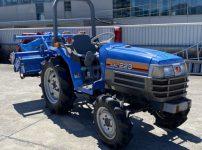 イセキ TF223F-UQ シアル223F 10008時間パワステ 自動水平 自動深耕 IQターン 逆転PTO トラクター を買取ました!