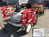ヤンマー RR50 RR500 田植機 施肥付き 除草剤散布機 GS2 を買取ました!