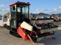 ヤンマー 三菱 汎用コンバイン CS21 MCH300 C 976時間 24馬力 袋取り キャビン 麦 大豆 ソバ ミツビシ を買取ました!