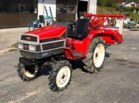 ヤンマー トラクター F155D 自動水平 543h 4WD を買取ました!