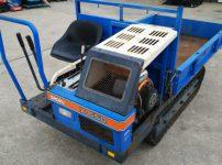 四国製作所 クローラ型運搬車 X650 最大積載量650kg ダンプ機能なし を買取ました!