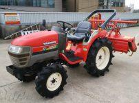 ヤンマー トラクター AF120 419時間 PTO逆転 自動水平 4WD ハイグリップターン を買取ました!