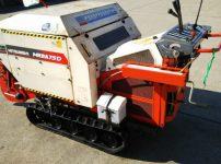 三菱 自走式 ロールベーラ (歩行型) MRBA7 MRBA7SD 牧草 説明書有り を買取ました!