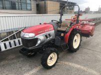ヤンマー EG220 トラクター 1616時間 自動水平 パワステ 4WD PTO逆転 を買取ました!
