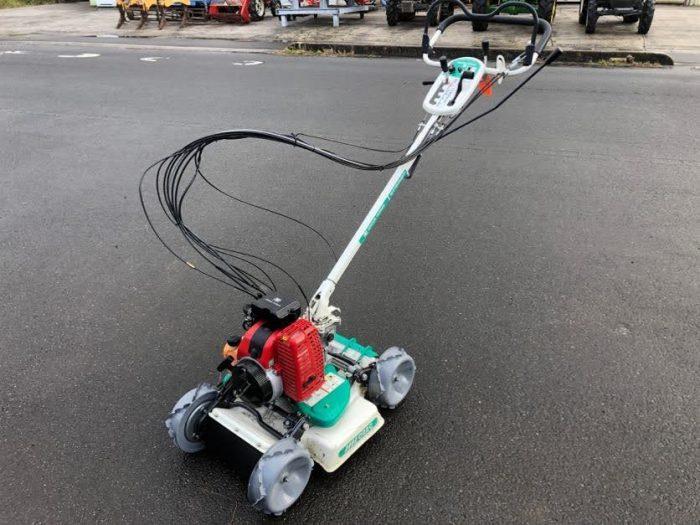 オーレック スパイダーモア 自走式草刈機 SP852F を買取ました!