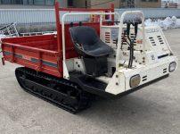 ヤンマー CG171 運搬車 セルスタート 油圧ダンプ 最大積載量1,000kg を買取ました!