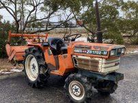 クボタ ZB-1702-M トラクター 620時間 自動水平 安来倉庫保管 を買取ました!