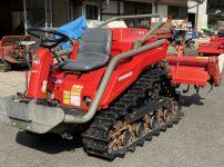 ヤンマー トラクター AC-18 アグリカ 320時間 自動水平 PTO逆転 乗用耕運機 を買取ました!