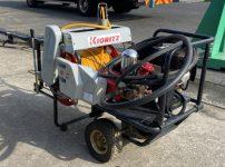 KIORITZ 共立 SP355 VSC3550G 自走キャリーエンジンセット動噴機 動力噴霧器 を買取ました!