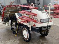 ヤンマー RR50 RR500 田植機 セル付 5条植え を買取ました!