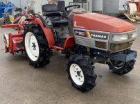 ヤンマー F180 トラクター 18馬力 アワメーター601.2h を買取ました!