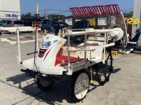 ヤンマー RJ4 田植機 4条 施肥付き 側条施肥機 FRJ4 UFOを買取ました!