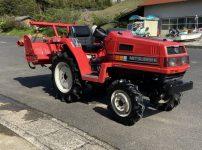 三菱 トラクター MT15D 15馬力 4WD クイックターン パルシードを買取ました!