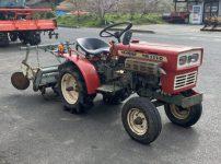 ヤンマー トラクター YM1110 ロータリ付き 2WDを買取ました!