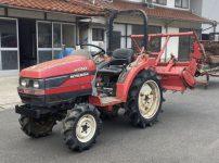 三菱 19馬力 トラクター MT190 を買取ました!