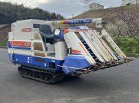 イセキ フロンティア ファイター HF433G VRDW コンバイン 4条刈 稲刈りを買取ました!