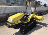 イセキ TPC15-YCXZ トラクター フルクローラ 429時間を買取ました!