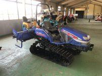 イセキ トラクター TPC183-CSXZP1 ピコロ フルクローラー PTO 逆転 自動水平 を買取ました!