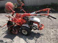 クボタ マルチはり 管理機 畝立て機 耕運機 T1-100Wを買取ました!