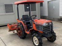クボタ トラクター GB15 15馬力 4WD Granbia boy を買取ました!