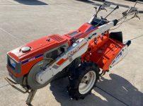 クボタ セル付き ディーゼル 耕運機 管理機 K1-6-DX K18C EA7を買取ました!