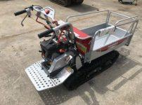 ヤンマー MC95FT クローラー たちのり 運搬車 手動ダンプ YANMARを買取ました!