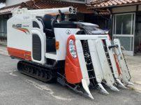 クボタ ER438 SD4MW2 コンバイン 4条 38馬力を買取ました!